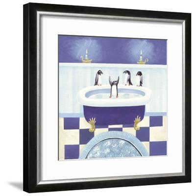First One In-Lisa Berkshire-Framed Premium Giclee Print