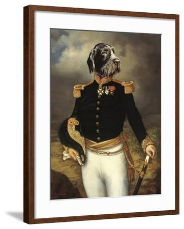 Ceremonial Dress-Thierry Poncelet-Framed Premium Giclee Print