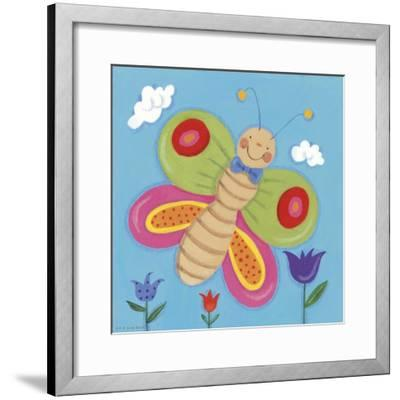Mini Bugs III-Sophie Harding-Framed Premium Giclee Print