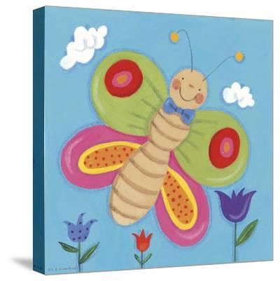 Mini Bugs III-Sophie Harding-Stretched Canvas Print