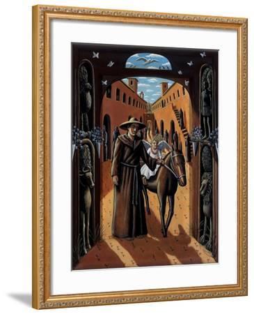 Citadel, 2015-PJ Crook-Framed Giclee Print