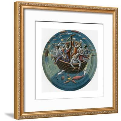 Ship of Fools, 2015-PJ Crook-Framed Giclee Print