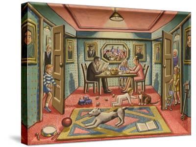 En Famille, 2015-PJ Crook-Stretched Canvas Print