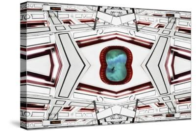 Ceiling Portal Sky Bird, 2014-Ant Smith-Stretched Canvas Print