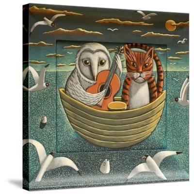 Elegant Fowl, 2015-PJ Crook-Stretched Canvas Print