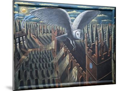 Evensong, 2015-PJ Crook-Mounted Giclee Print