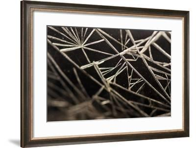 Mirror, Mirror on the Wall-K.B. White-Framed Photographic Print