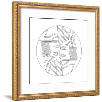 King, 2015-Francois Domain-Framed Giclee Print