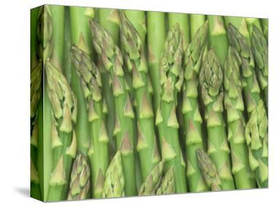 Asparagus-Wally Eberhart-Stretched Canvas Print