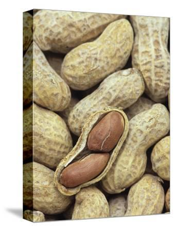Peanuts-Wally Eberhart-Stretched Canvas Print