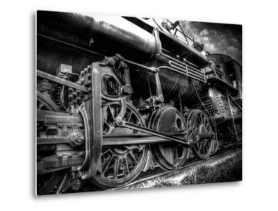 Train Strain-Stephen Arens-Metal Print