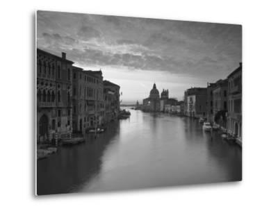 Santa Maria Della Salute, Grand Canal, Venice, Italy-Jon Arnold-Metal Print