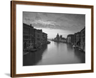 Santa Maria Della Salute, Grand Canal, Venice, Italy-Jon Arnold-Framed Photographic Print