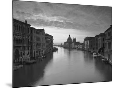 Santa Maria Della Salute, Grand Canal, Venice, Italy-Jon Arnold-Mounted Photographic Print
