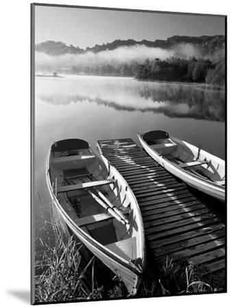 Grasmere, Lake District, Cumbria, England-Peter Adams-Mounted Photographic Print