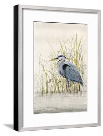 Heron Sanctuary II-Tim O'toole-Framed Art Print