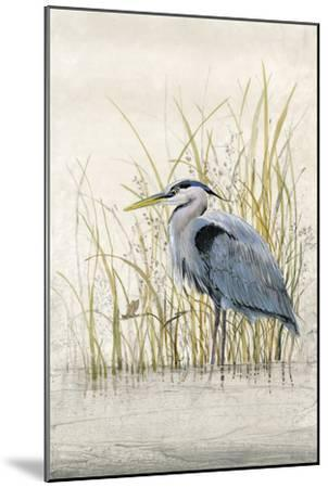 Heron Sanctuary II-Tim O'toole-Mounted Art Print