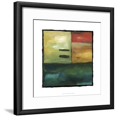 Jazz Session VI-Chariklia Zarris-Framed Art Print
