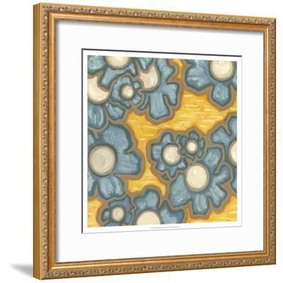Mari II-Karen Deans-Framed Art Print