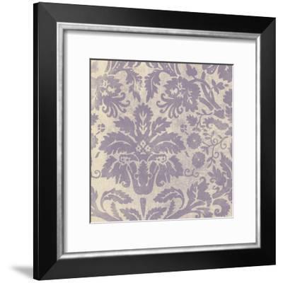 Damask Detail V--Framed Art Print