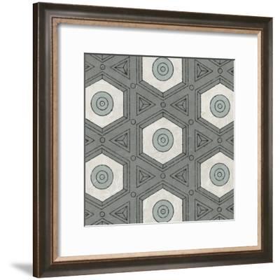 Caisson II--Framed Art Print