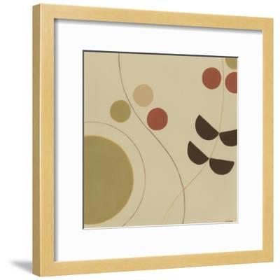 Autumn Orbit III-Erica J^ Vess-Framed Art Print