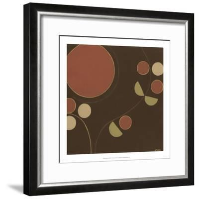 Autumn Orbit II-Erica J^ Vess-Framed Art Print