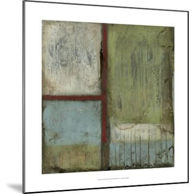 Rustic Minimalism II-Jennifer Goldberger-Mounted Art Print