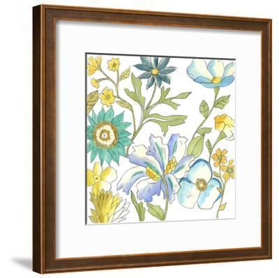 Bouquet Garden III-Chariklia Zarris-Framed Art Print