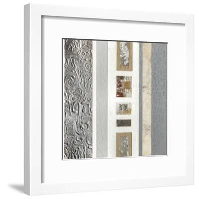 Fire-Beverly Crawford-Framed Art Print