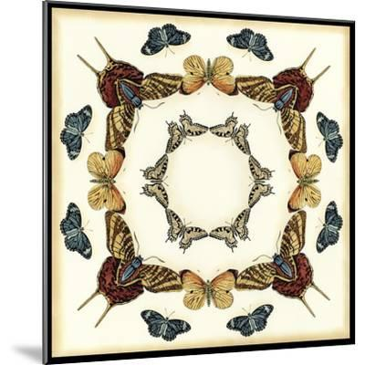 Butterfly Collector I-Chariklia Zarris-Mounted Art Print