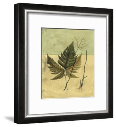 Tropical Fern V-Vision Studio-Framed Art Print