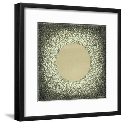 Lunar Eclipse I-Vanna Lam-Framed Art Print