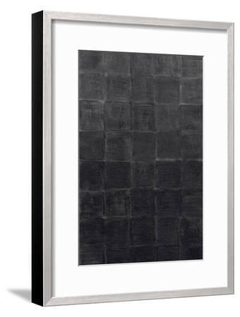 Non-Embellished Grey Scale II-Renee W^ Stramel-Framed Art Print