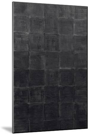 Non-Embellished Grey Scale II-Renee W^ Stramel-Mounted Art Print