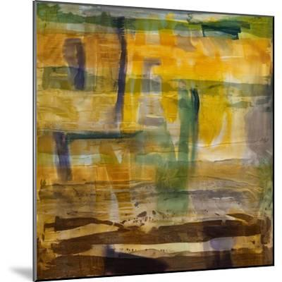 Intuition II-Sisa Jasper-Mounted Art Print