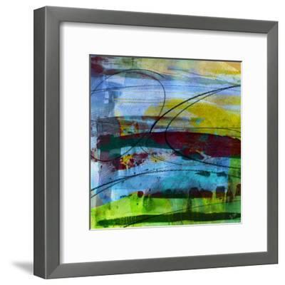 Impression II-Sisa Jasper-Framed Art Print