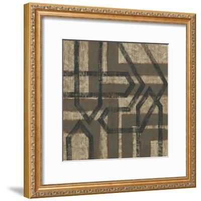 Directional II-Chariklia Zarris-Framed Art Print