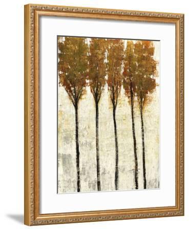 Crystal Canopy I-Tim O'toole-Framed Art Print