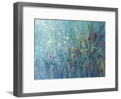 Blue Vision I-Tim O'toole-Framed Art Print