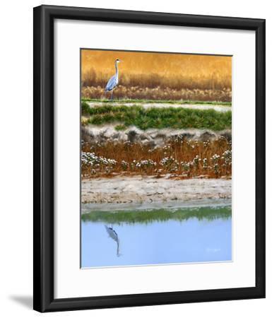 Blackwater Tapestry I-Fred Szatkowski-Framed Art Print