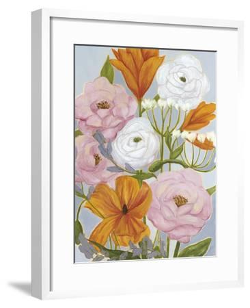 Morning Bouquet I-Grace Popp-Framed Art Print