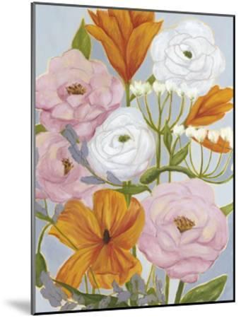Morning Bouquet I-Grace Popp-Mounted Art Print