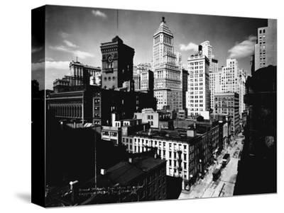 Broad Street, North from Stone Street, Newark, NJ Photographic Print by |  Art com