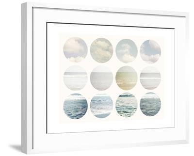 Coastal Scopes-Sussannah Tucker-Framed Giclee Print