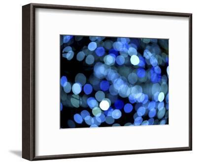 Christmas Lights, Tokyo, Japan-Rob Tilley-Framed Photographic Print