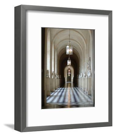 Hallway, Versailles, France-Lisa S^ Engelbrecht-Framed Photographic Print