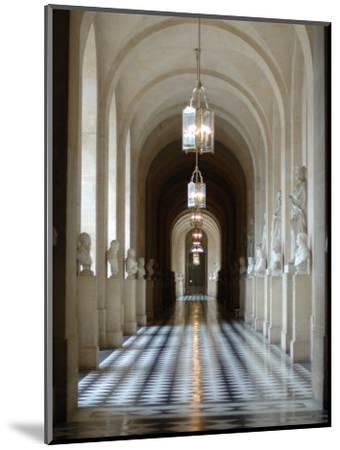 Hallway, Versailles, France-Lisa S^ Engelbrecht-Mounted Photographic Print
