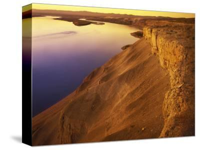 The Columbia River, Hanford Reach National Monument, Washington, USA-Charles Gurche-Stretched Canvas Print