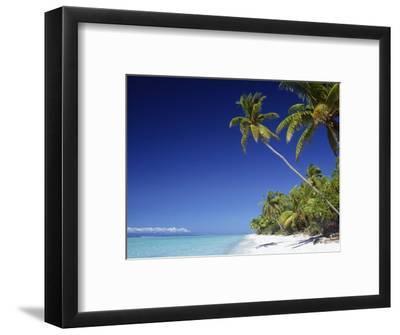 Tetiaroa, French Polynesia-Douglas Peebles-Framed Photographic Print